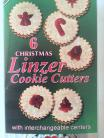 Christmas Linzer Cookie Cutter