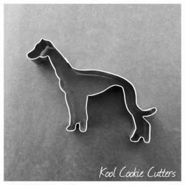 Dog - Greyhound Cookie Cutter 4.5