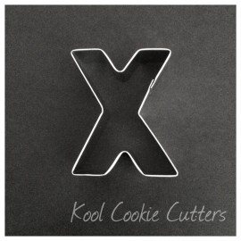 Alphabet - Letter X 3 inch