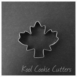 Maple Leaf 3.5 inch