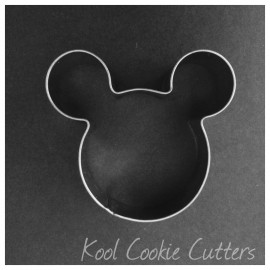 Mouse Head Cookie Cutter