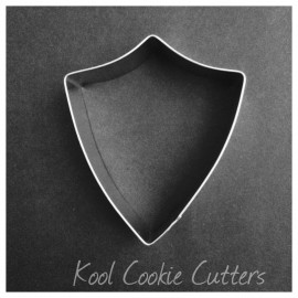 Knight Shield Cookie Cutter