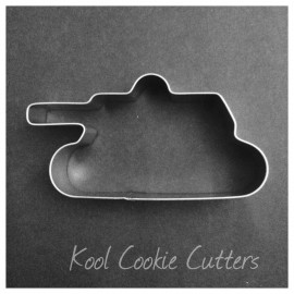 Tank Cookie Cutter