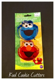 Elmo & Cookie Monster Set