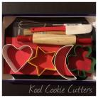 Kids Cookie Bake 9 pc Set